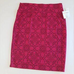 Lularoe Cassie Skirt, Size 3XL